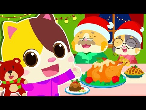 Santa Claus is Coming to Town | Christmas Songs | Nursery Rhymes | Kids Songs | Xmas | BabyBus