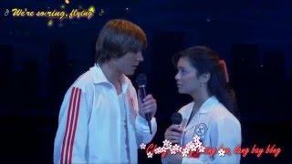 [Vietsub] Breaking Free (From High School Musical 1) - Zac Efron ft Vanessa Hudgens