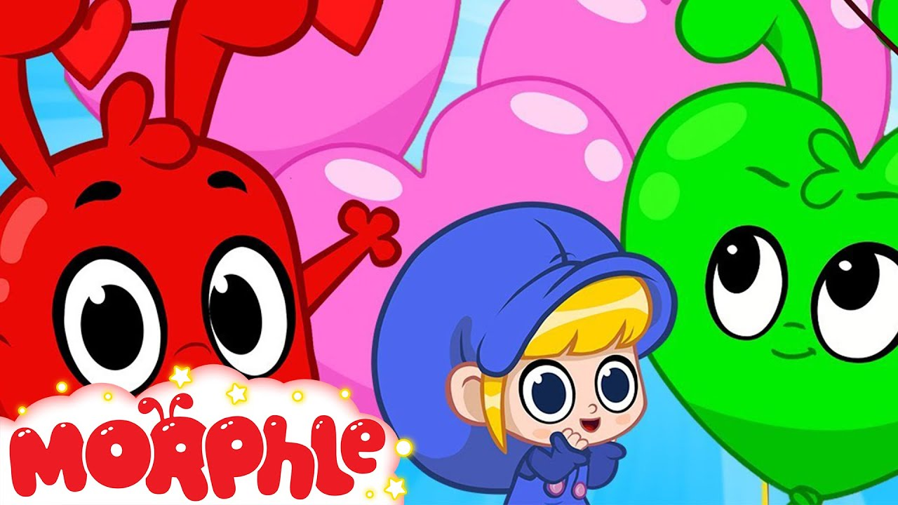 Download Orphle's Valentines Party - Mila and Morphle   BRAND NEW   Cartoons for Kids   Morphle TV