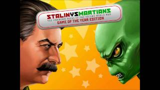 Stalin vs Martians OST - Stalin Loves Disco