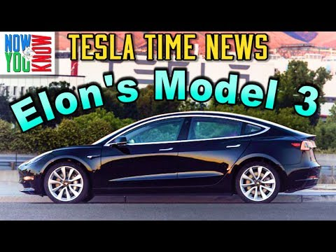 Tesla Time News - Elon