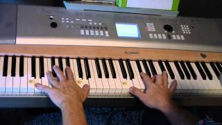 "Easy-to-Play Piano ""Sanctuary"" - (Matt McCoy)"