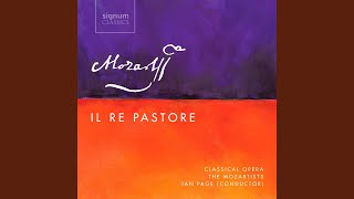 "Il Re Pastore, K. 208, Act I Scene 8: No. 7, Duetto, ""Vanne a regnar, ben mio"" (Elisa, Aminta)"