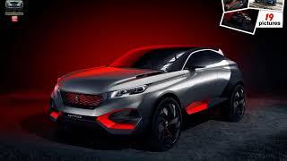 Peugeot Quartz Concept 2014 Videos