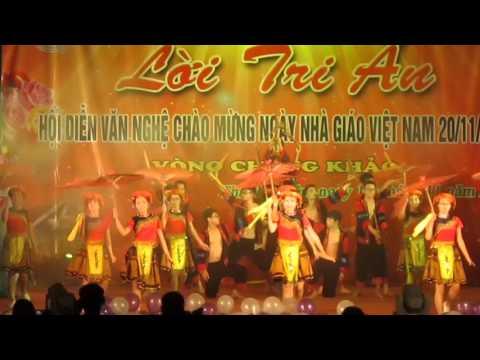 Múa dân tộc Mông - LCĐ Khoa RHM trường ĐH Y Dược Thái Nguyên