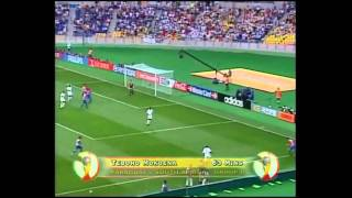 World Cup 2002 Paraguay Vs South Africa