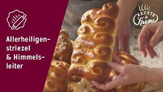 Allerheiligenstriezel und Himmelsleiter | Kruste&Krume Rezept