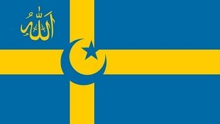 Operation Swedistan - Plan to Change the Swedish Flag to Be More Inclusive