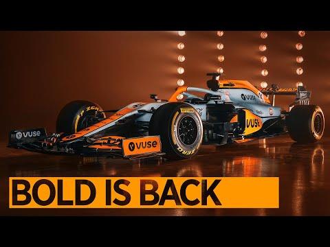 Bold is Back   Monaco GP Livery Reveal   #GulfXMcLaren