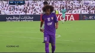 ملخص مباراة العين والهلال 0 0   تعليق عصام الشوالي 21 8 2017 دوري ابطال اسيا
