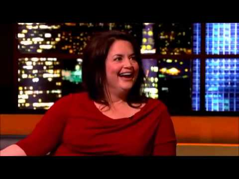 Ruth Jones Interview on The Jonathan Ross Show 16/3/13