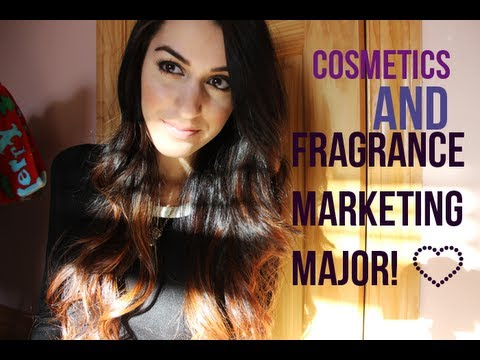 ♡ Being an FIT Cosmetics & Fragrance Marketing Major!