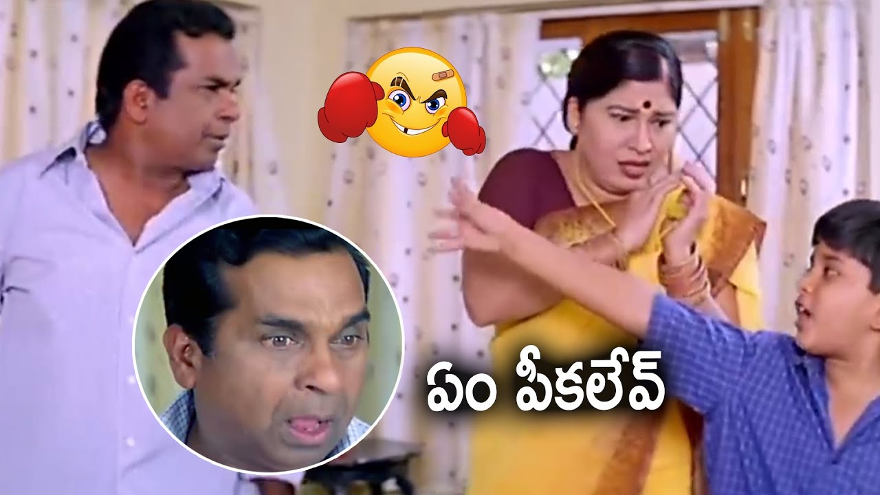 Brahmanandam & Kovai Sarala Evergreen Back To Back Comedy Scenes | Maa Cinemalu