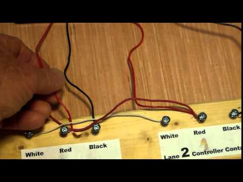 Connecting Three wire controllers All Scales - YouTube | Ho Slot Car Wiring Diagram |  | YouTube