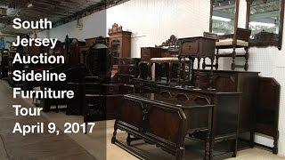 April 9, 2017 Sideline Furniture Tour   South Jersey Auction