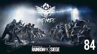 HARD MODE IS BACK! | Tom Clancy's Rainbow Six: Siege #KNOKK - 05.08.