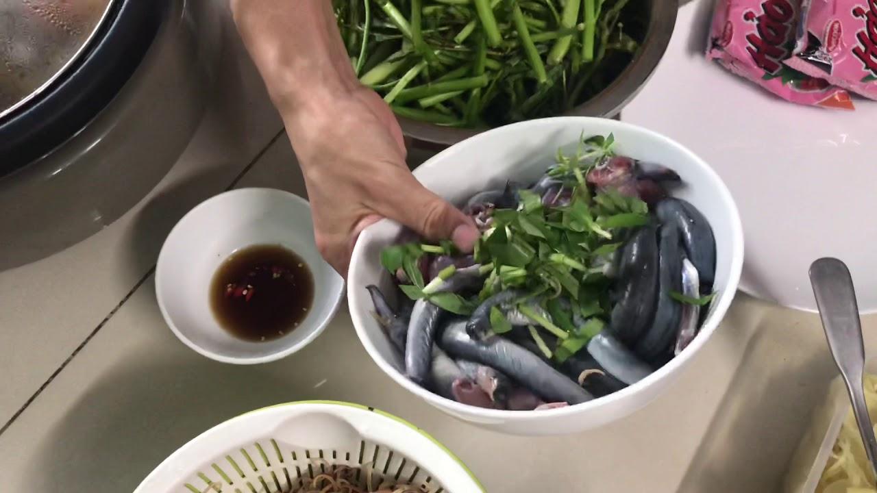 Lẩu cá kèo dễ làm ngon tại nhà