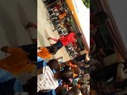 yung bluds performance NTA childrens party victoria island lagos
