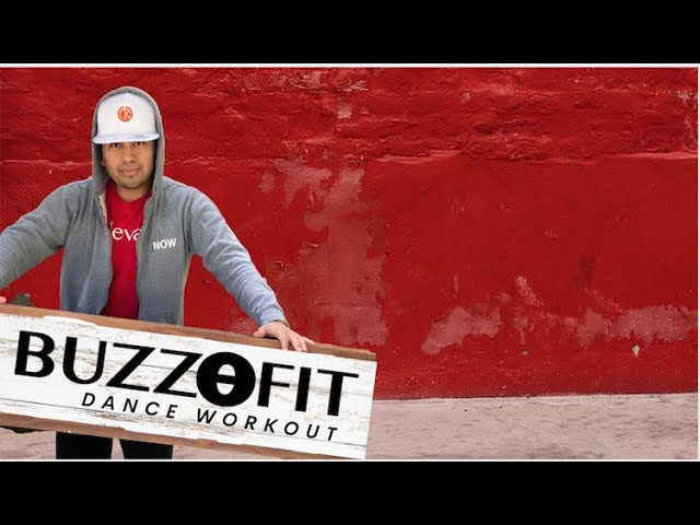 Efren Buzzo Dance Workout (1 hour)
