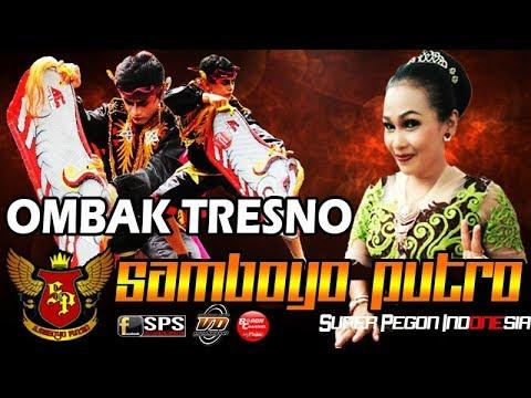 Lagu Jaranan OMBAK TRESNO Voc Bu YAYUK Versi SAMBOYO PUTRO Super Pegon Indonesia  YouTube