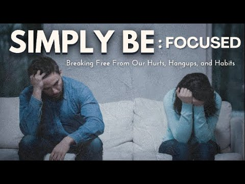 "This is Message number 7 of 8  in our series entitled ""Simply Be!"" Today is Simply Be Focused!"