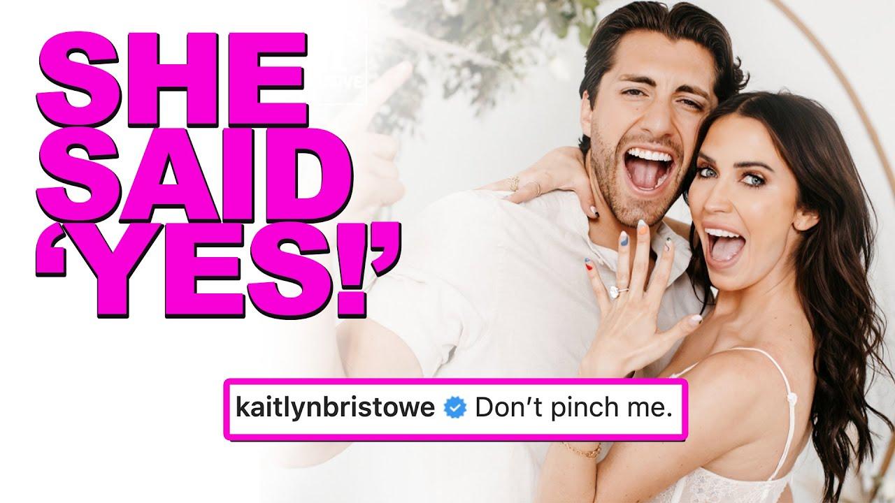 Kaitlyn Bristowe Engaged to Jason Tartick (Exclusive Details)