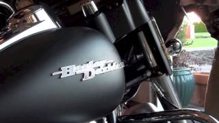 Remove and install Harley Davidson Touring outer front fairing   Law Abiding Biker Podcast