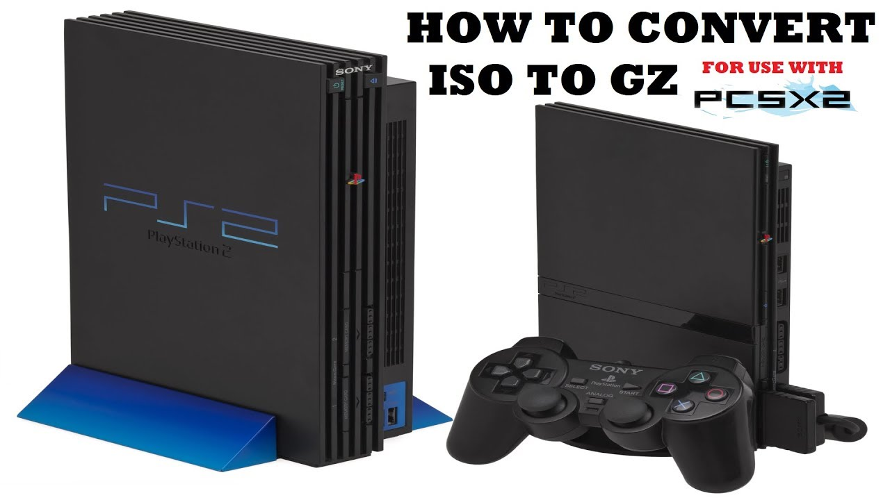 How To Convert Playstation 2 Roms From Iso To Gz For Pcsx2