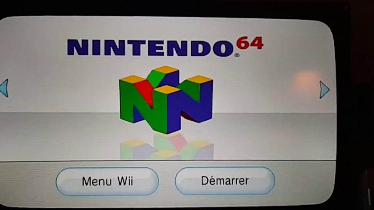 Wii64 - Nintendo 64 Wii forwarder preview + WAD Download
