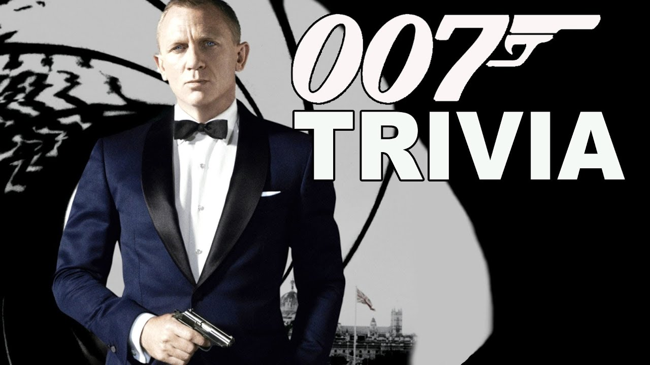 James Bond 007 - Stuff You Didn't Know