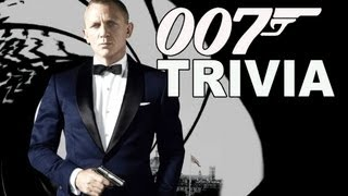 15 Things You Don't Know About James Bond 007