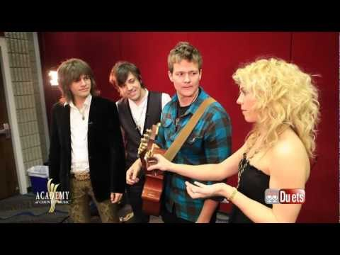 Duets: Behind the Scenes The Band Perry & Tyler Ward