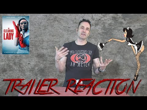 The Cleaning Lady Trailer Reaction