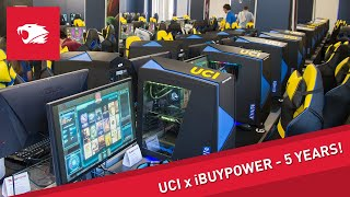Wow it has been 5 years of iBUYPOWER and UCI Esports partnership already! Check out the festivities!