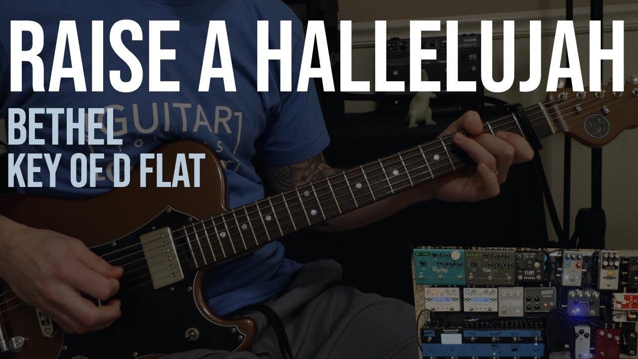 raise a hallelujah electric guitar e1 youtube. Black Bedroom Furniture Sets. Home Design Ideas