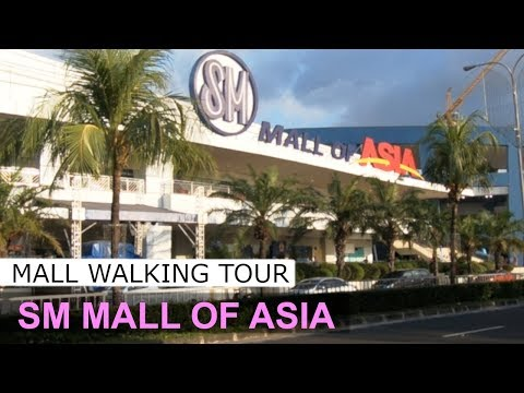 SM Mall of Asia Pasay Philippines