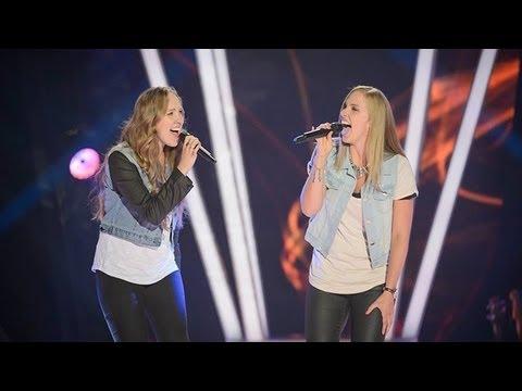 Emma & Sarah Linnegar Sing Runaway: The Voice Australia Season 2