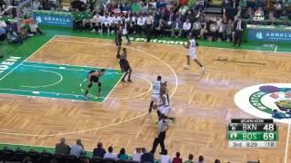 Brooklyn Nets at Boston Celtics - April 10, 2017