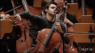 Schumann cello concerto, P. Ferrández, C.Eschenbach, HR Symphony Orchestra.