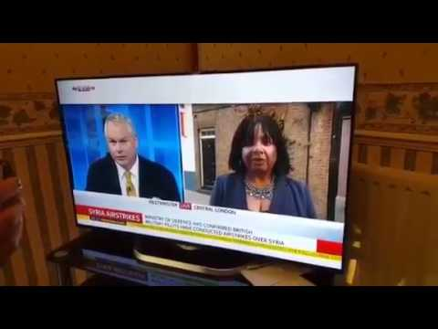 Diane Abbott TROLLED live on Sky News 8th May 2017!!