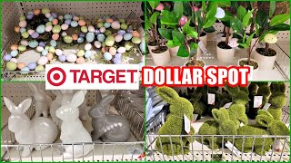 TARGET DOLLAR SPOT EASTER DECOR 2021 SHOP WITH ME