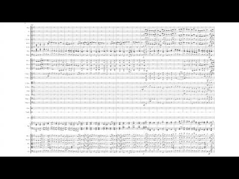 Holst: The Planets, Jupiter  Performed  a computer!