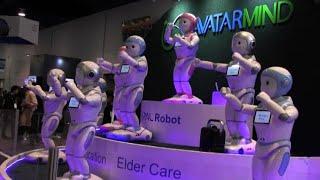 I robot più bizzarri visti al Ces 2019 di Las Vegas