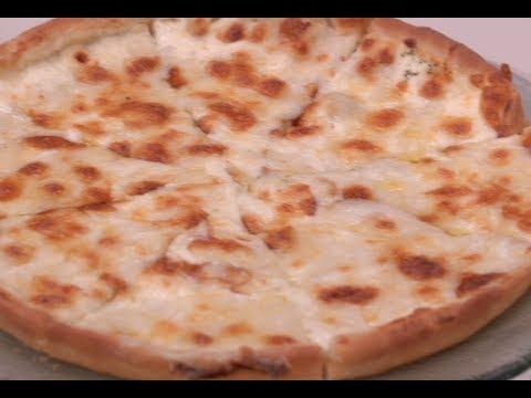 صورة  طريقة عمل البيتزا البيتزا بالعجينة السحرية  | فاطمه ابو حاتي | العزومه   PNC FOOD طريقة عمل البيتزا من يوتيوب