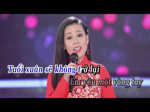 [KARAOKE] Vòng Tay Giữ Trọn Ân Tình - Tone Nữ Lưu Ánh Loan
