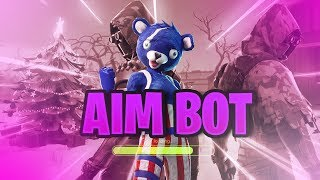 "How to Get ""AIMBOT"" in Fortnite FREE! (SEASON 7)"