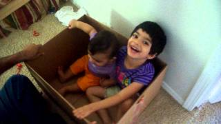 Jia n Jayu in a box