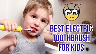 TOP 5: Best Electric Toothbrush For Kids - Tech Bee 🐝