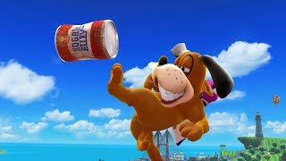 Top 10 Duck Hunt Cans - Super Smash Bros. for Wii U