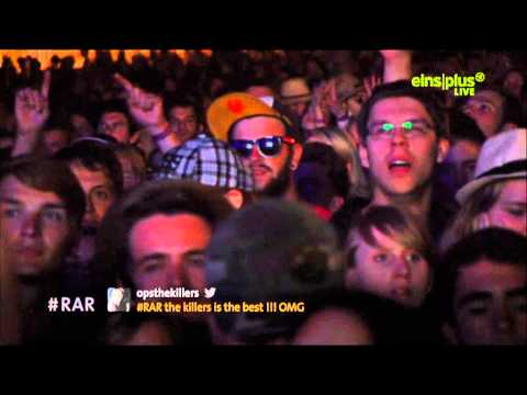 The Killers - Dustland Fairytale (Forever Young) Live @ Rock Am Ring 2013 - HQ